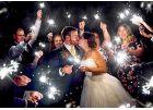 Большие бенгальские огни на свадьбу