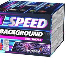 """Фейерверк Speed Background 100 х 0,6"""" арт. GP306 с доставкой по России"""