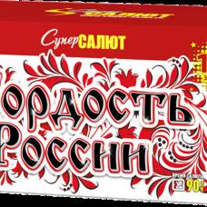 """Супер Гордость России!"""" (0,8""""-1,0""""х116) веер арт. СС8829"""