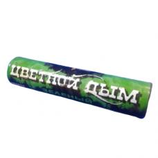 Цветной дым двухсторонний (зеленый) по России