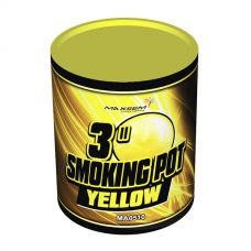 SMOKING POT (желтый) по России