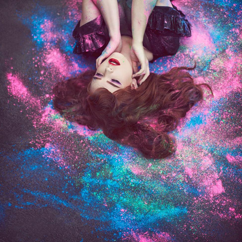 последнее фотосессия с красками холи нашем сайте любой