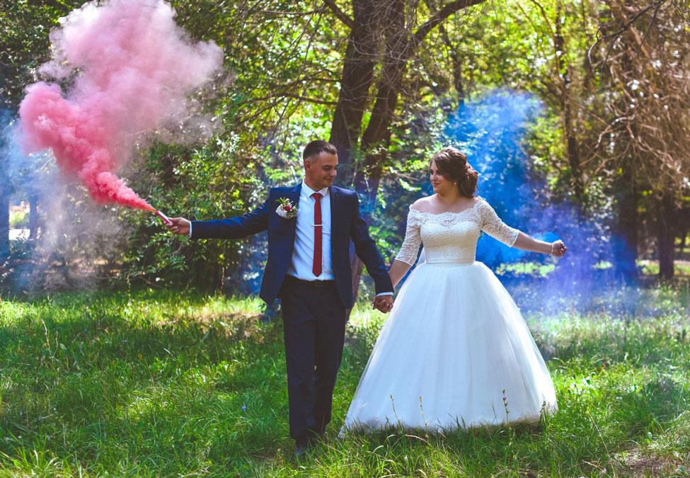 Свадебные юбилейные фотосессии тому