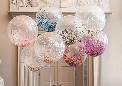 Как оригинально подарить деньги на свадьбу деньги внутри шаров