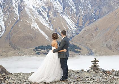 Свадьба в Грузии и ее традциии