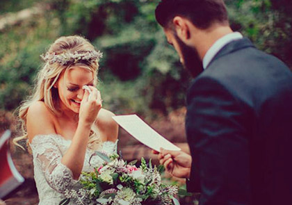 Свадебная клятва: модное веяние на вашей свадьбе