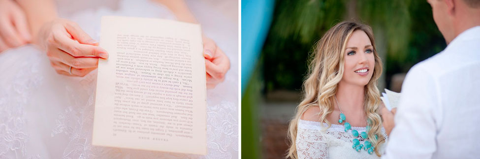 Клятвенная речь жениха и невесты на свадьбе